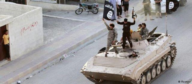 Deutsche Welle: Tα όπλα του Ισλαμικού Κράτους | tovima.gr