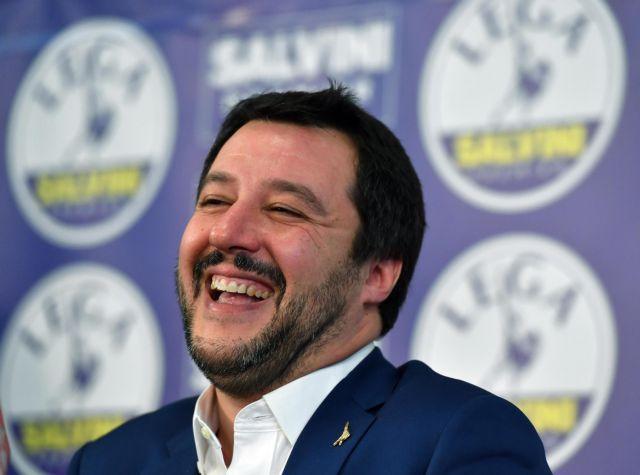 Ιταλία – Σαλβίνι: Εχουμε δικαίωμα και υποχρέωση να κυβερνήσουμε | tovima.gr