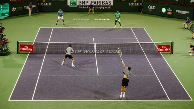 Τένις: Μπόνους ενός εκατομμυρίου δίνει το Indian Wells για το νταμπλ | tovima.gr