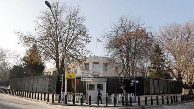 Τουρκία: Σύλληψη 4 Ιρακινών που σχεδίαζαν επίθεση στην πρεσβεία των ΗΠΑ | tovima.gr