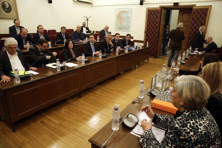 Προανακριτική: «Κόντρα» για την αρμοδιότητα ή μη της επιτροπής   tovima.gr