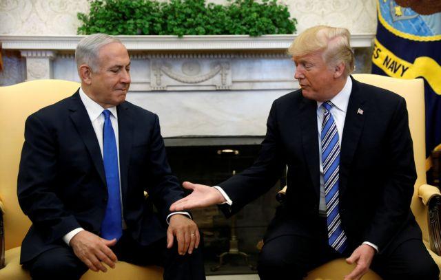 Τραμπ: Ισως παραβρεθώ στα εγκαίνια της πρεσβείας στην Ιερουσαλήμ | tovima.gr