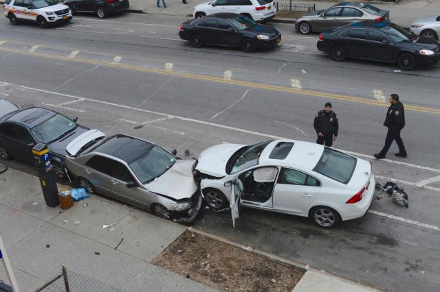 Μπρούκλιν: Αυτοκίνητο έπεσε σε πεζούς – Δύο παιδιά νεκρά | tovima.gr
