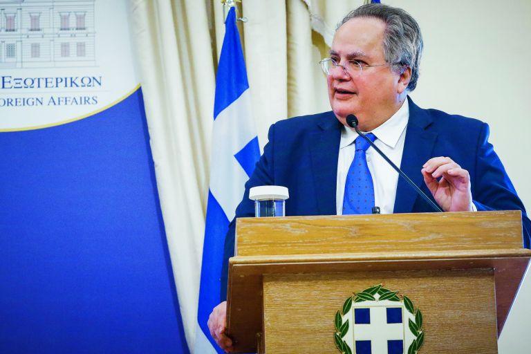Φεουδάρχης Κοτζιάς στο υπουργείο Εξωτερικών | tovima.gr