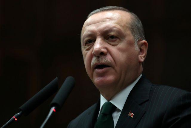 Νέες προειδοποιήσεις Ερντογάν για τις τουρκικές έρευνες στην κυπριακή ΑΟΖ   tovima.gr