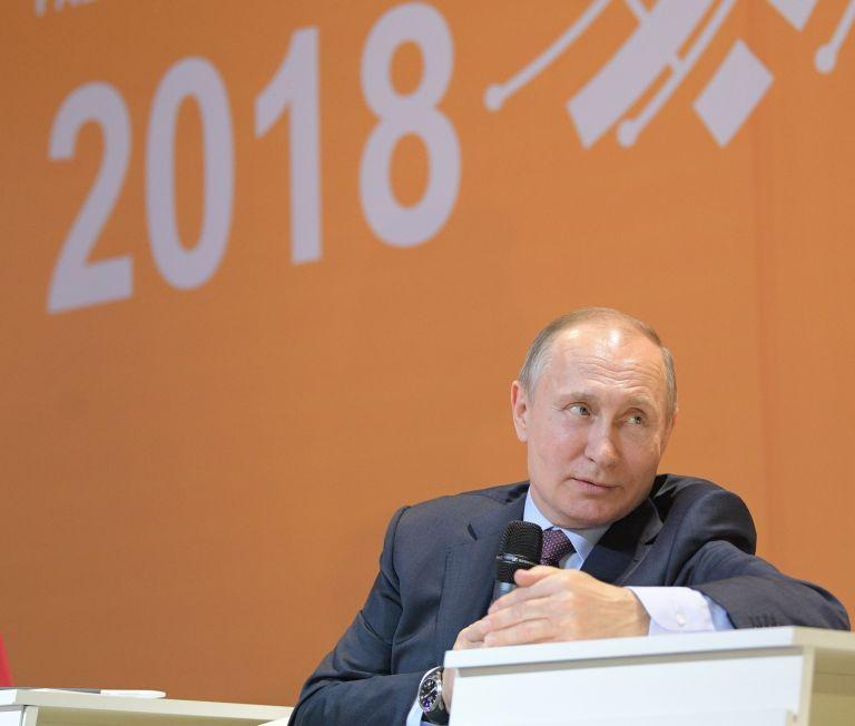 Πούτιν: Ξεκαθαρίστε τα της δηλητηρίασης και μετά συζητάμε | tovima.gr