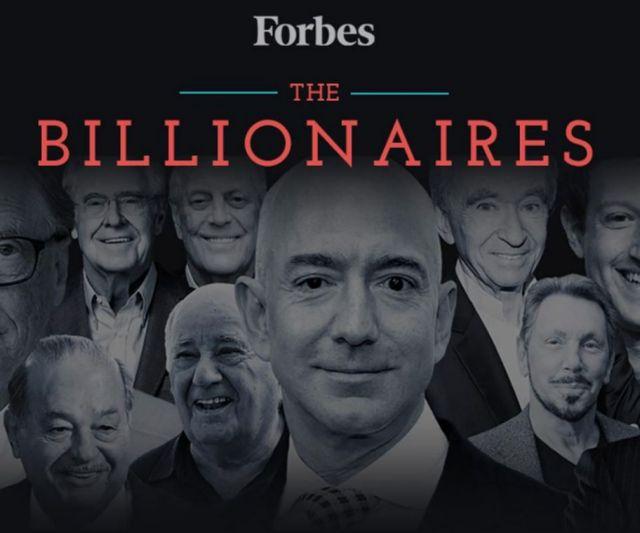 Παραμένει πλουσιότερος όλων ο Τζεφ Μπέζος | tovima.gr