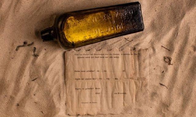 Το παλαιότερο μήνυμα σε μπουκάλι ταξίδεψε ως την Αυστραλία! | tovima.gr