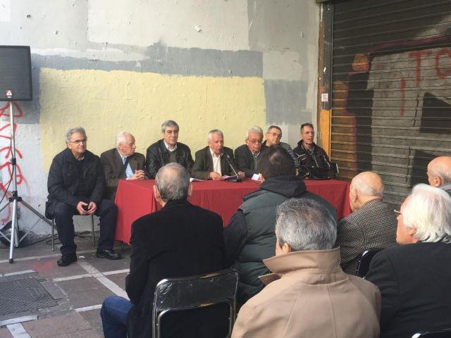 Βγαίνουν στους δρόμους ξανά οι συνταξιούχοι | tovima.gr