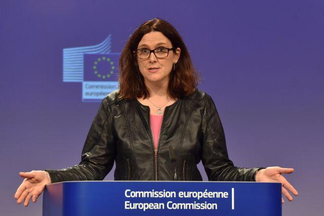 Νέο καμπανάκι από ΕΕ στις ΗΠΑ: Οι δασμοί δεν είναι λύση | tovima.gr