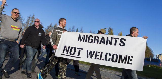 Le Monde: Η μεταναστευτική κρίση οδήγησε την Ευρώπη σε εθνικιστική στροφή | tovima.gr