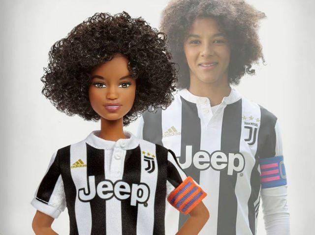 Εμπνευσμένη από τη Γιουβέντους η νέα Barbie [Βίντεο] | tovima.gr