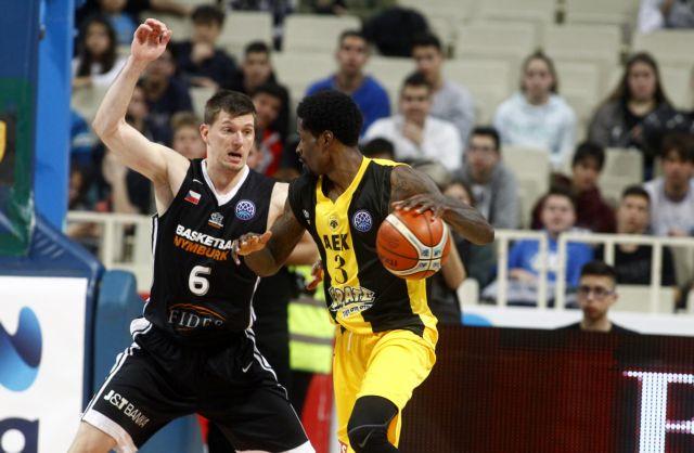 Τσάμπιονς Λιγκ μπάσκετ: Δυσκολεύει η πρόκριση για ΑΕΚ | tovima.gr