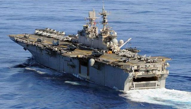 Ο 6ος αμερικανικός στόλος περιπολεί στην κυπριακή ΑΟΖ-η Τουρκία απειλεί | tovima.gr