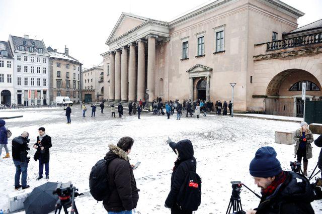 Ο δανός εφευρέτης Μάντσεν αρνείται ότι σκότωσε τη σουηδή δημοσιογράφο | tovima.gr
