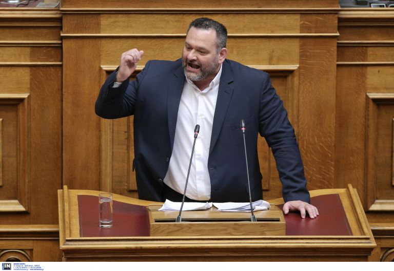 Πρόκληση Λαγού στην Ολομέλεια – Διακόπηκε προσωρινά η συνεδρίαση | tovima.gr