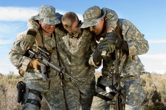 O αμερικανικός στρατός θα «παγώνει» τη ζωή των τραυματιών | tovima.gr