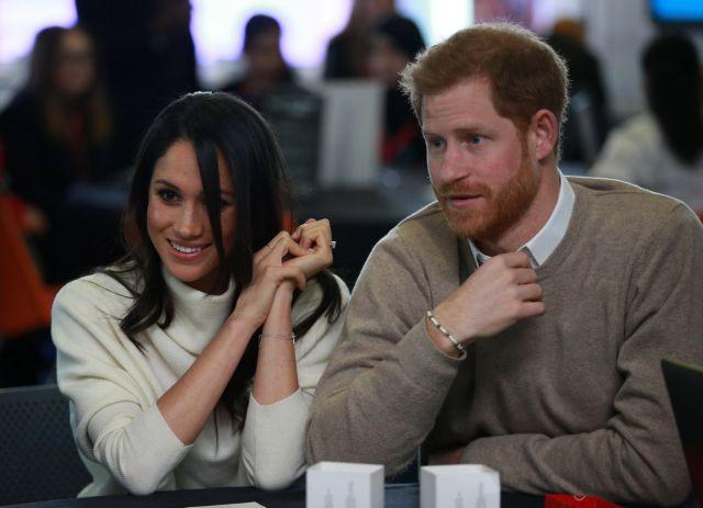 Ταινία θα κυκλοφορήσει για τον βασιλικό γάμο Χάρι και Μέγκαν   tovima.gr