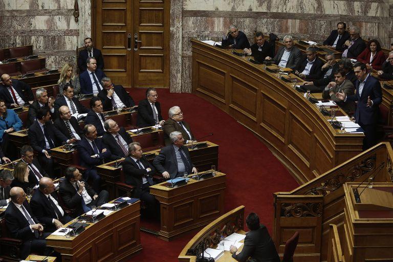 Απορρίφθηκε η πρόταση της ΝΔ για προανακριτική επιτροπή – Κομφούζιο με τα άκυρα που ερμηνεύονται ως διαρροές | tovima.gr
