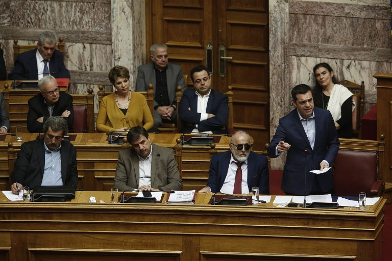 Τσίπρας: Κακοστημένη απόπειρα αντιπερισπασμού | tovima.gr