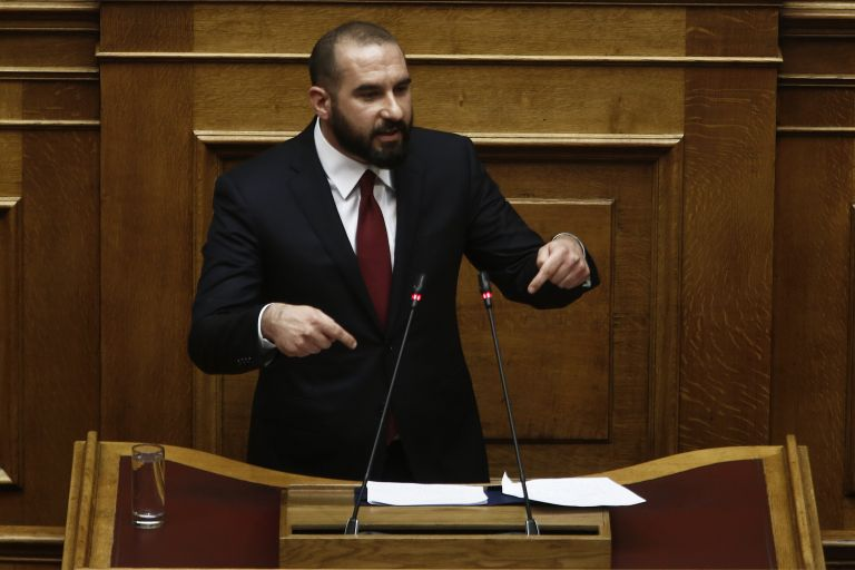 Tzanakopoulos: No FYROM naming deal reached yet | tovima.gr
