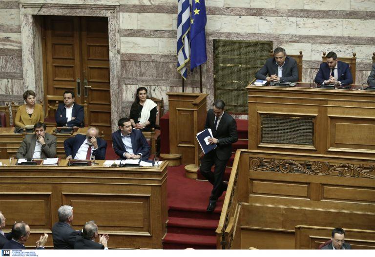 Ανεπάρκεια καταλογίζει στον Κ. Μητσοτάκη η κυβέρνηση | tovima.gr