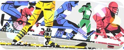 Στους Παραολυμπιακούς Αγώνες είναι αφιερωμένο το Google Doodle | tovima.gr