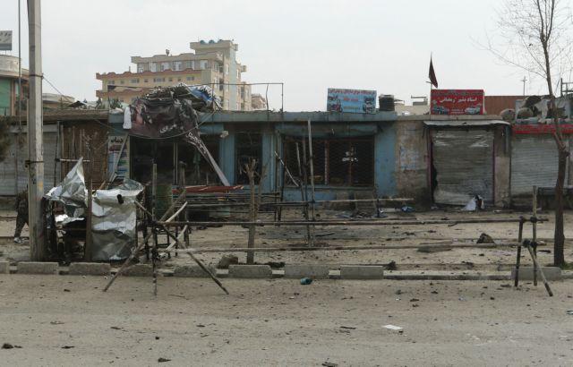 Αφγανιστάν: Ανακατάληψη συνοικίας στη Φαράχ επιχειρεί ο στρατός   tovima.gr