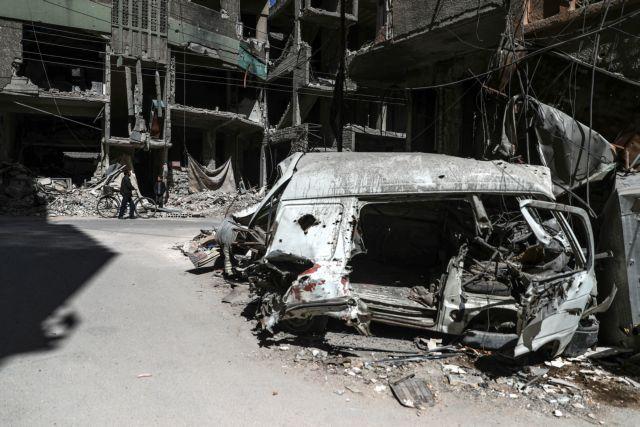 Ο στρατός της Συρίας εντείνει τις πολεμικές επιχερήσεις στη Γούτα | tovima.gr