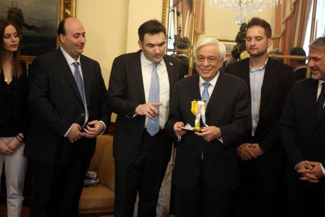 Παυλόπουλος: Στην Ελλάδα έχουμε πολλά ταλέντα που δεν τα έχουμε αναδείξει   tovima.gr