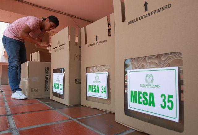Κολομβία: Κρίσιμες εκλογές κρίνουν την ειρήνη στη χώρα | tovima.gr