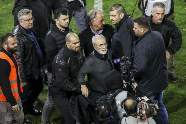 Αδιανόητο στα γήπεδα να υπάρχουν όπλα και να απειλούν το διαιτητή | tovima.gr