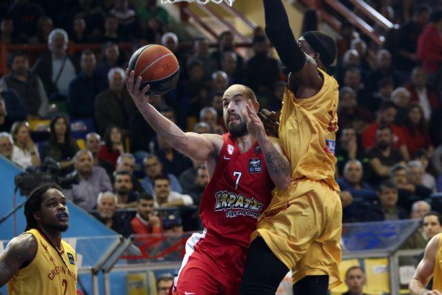 Ολυμπιακός-Ρέθυμνο 86-66 για την 8η αγωνιστική   tovima.gr