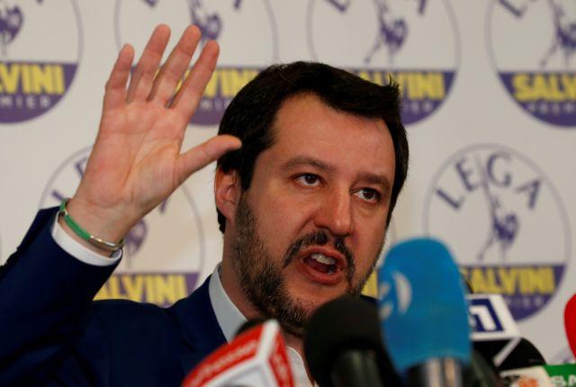 Σαλβίνι: Ανέφικτη μια ξαφνική και μοναχική έξοδος της Ιταλίας από το ευρώ | tovima.gr