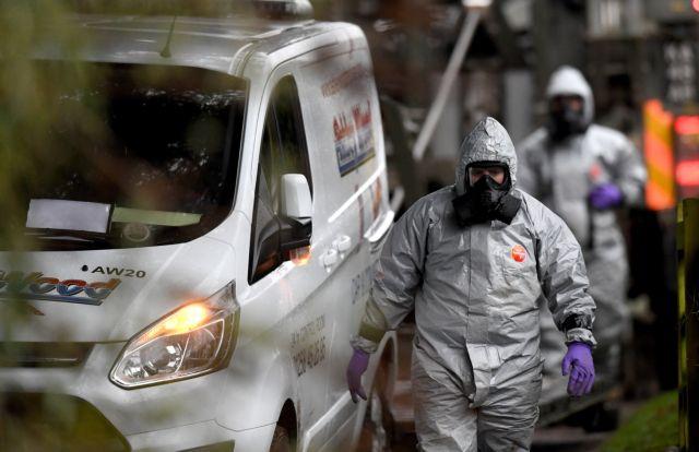 Αγανάκτηση της Ουάσινγκτον για τη δηλητηρίαση του Σκριπάλ | tovima.gr