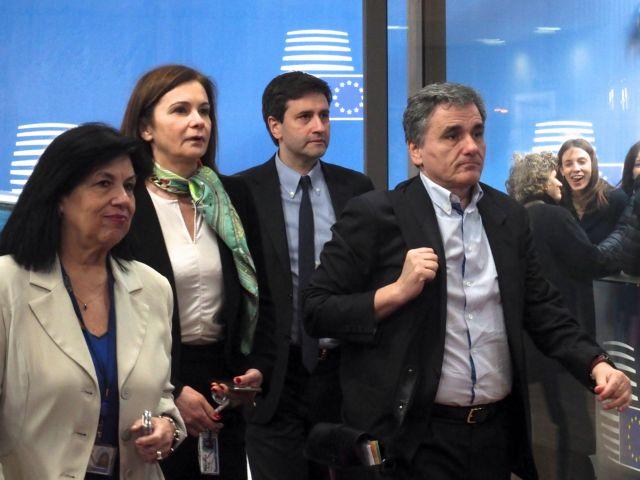 Bloomberg: Στο Eurogroup στη Σόφια η ρήτρα ανάπτυξης του ελληνικού χρέους | tovima.gr