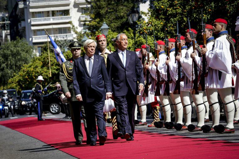 Μήνυμα Παυλόπουλου σε Αγκυρα και Σκόπια | tovima.gr