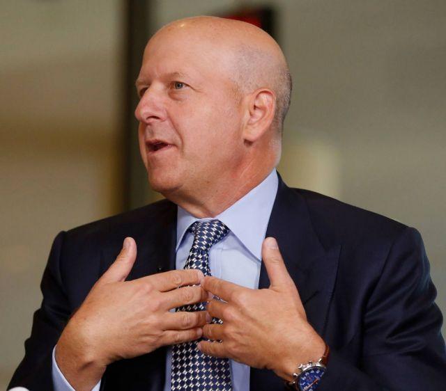 Ντέιβιντ Σόλομον: Ενας DJ επικεφαλής της Goldman Sachs | tovima.gr