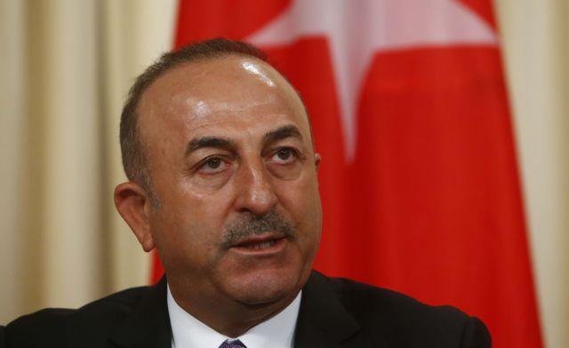 «Παράλογες» κατά τον Τσαβούσογλου οι κυρώσεις ΗΠΑ στην τουρκική άμυνα | tovima.gr