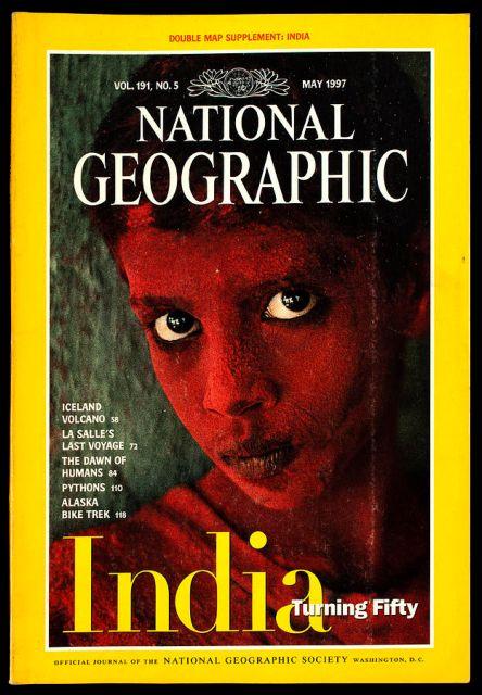Αλλαγή στην πορεία του περιοδικού του Νational Geographic | tovima.gr