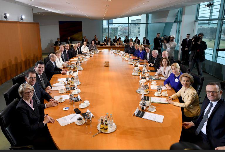 Γερμανία: Αλλαγή ηγεσίας επιθυμούν οι συντηρητικοί του CDU | tovima.gr