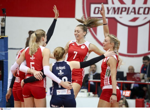 Challenge Cup Γυναικών: Βήμα πρόκρισης με μεγάλη ανατροπή ο Ολυμπιακός | tovima.gr