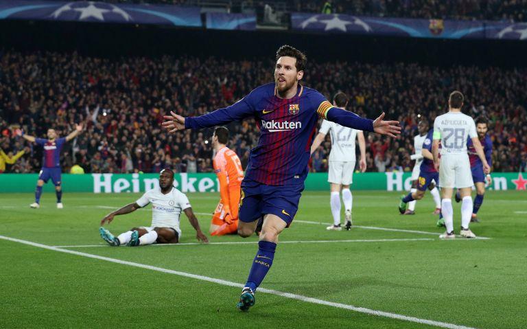 Champions League: Μπαρτσελόνα – Τσέλσι  3 – 0 – Στην επόμενη φάση οι «Καταλανοί» | tovima.gr