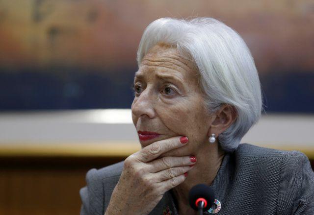 Αντιδράσεις στη Γερμανία για το Ταμείο κρίσεων που πρότεινε η Λαγκάρντ | tovima.gr