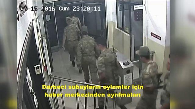 Τουρκία: Βίντεο με τους 8 αξιωματικούς που βρίσκονται στην Ελλάδα   tovima.gr
