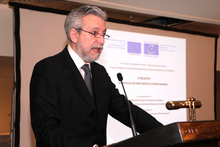 Κοντονής: Μηδενική ανοχή στη διαφθορά   tovima.gr