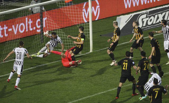 UEFA: Διαψεύδει οτι σχολίασε το γκόλ του ΠΑΟΚ | tovima.gr