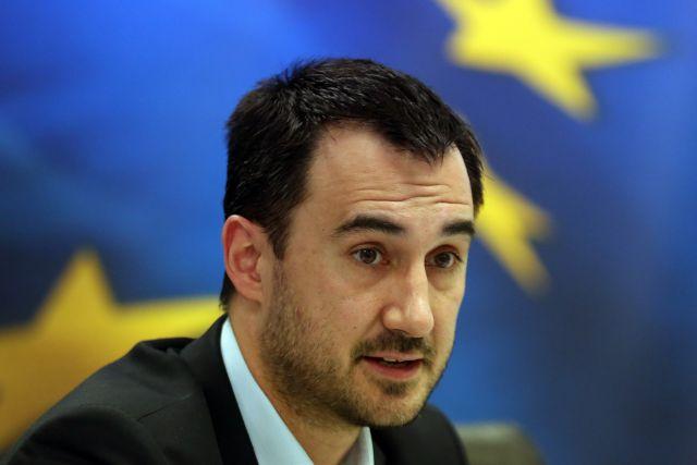 Χαρίτσης: Αλλαγή του παραγωγικού μοντέλου με πρωταγωνιστή την κοινωνία | tovima.gr