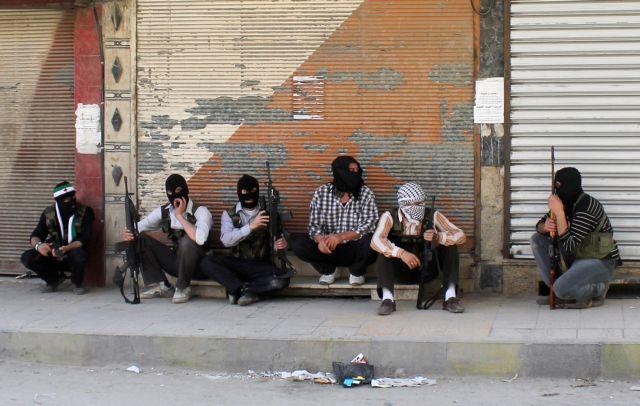 Συρία: Το Ισλαμικό Κράτος ελέγχει συνοικία στη Δαμασκό   tovima.gr