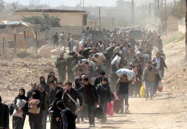 Δράμα χωρίς τέλος στη Συρία ύστερα από επτά χρόνια εμφυλίου | tovima.gr